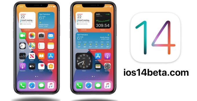 iOS 14 Beta Release Date and Features