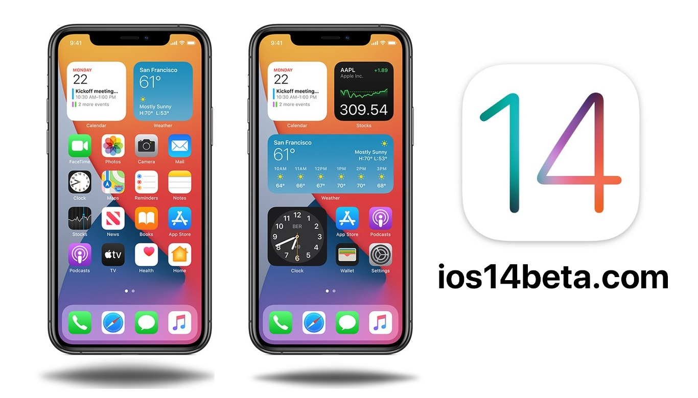 iOS 14 Beta Release Date and Features - iOS 13 Beta Download