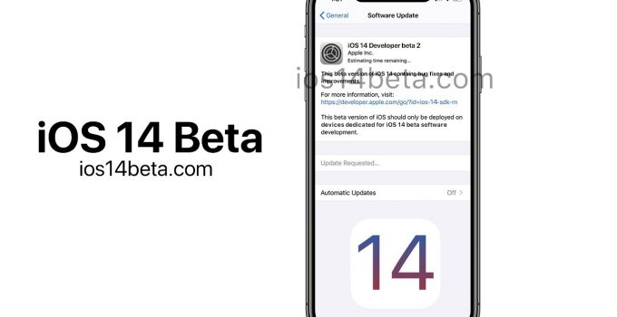 iOS 14 Beta Download Links (IPSW)